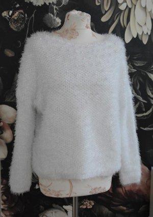 Orsay Felpa kimono bianco