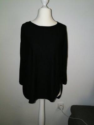 Wunderschöner Fledermausärmel Pullover der Marke Q/S in Schwarz Gr. L (40)