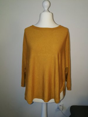 QS by s.Oliver Oversized trui goud Oranje