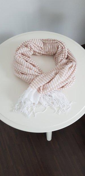 Wunderschöner gestreifter Schal