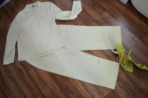 Taifun Tailleur pantalone verde chiaro-verde pallido