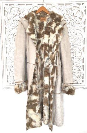 wunderschöner langer Mantel von STRADIVARIUS Spain * Gr. S 36