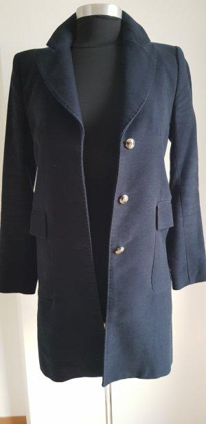Wunderschöner Mantel aus Samt von ZARA..Wie NEU!!
