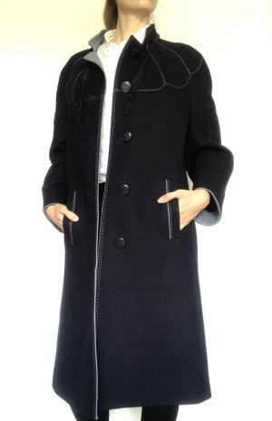 Wallstädter Trachten Wollen jas donkerblauw