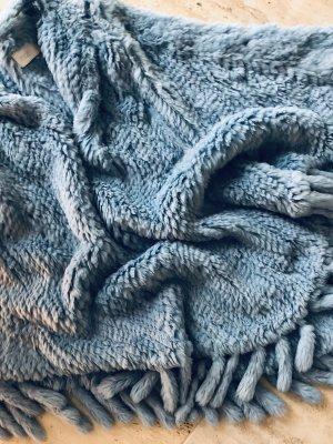 100% Fashion Cape bleuet pelage