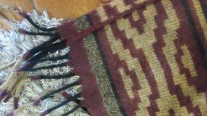 wunderschöner Poncho Schal