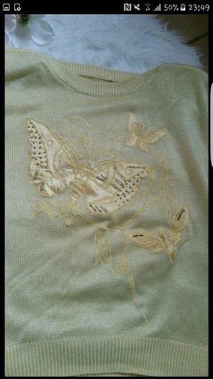 Wunderschöner Pullover mit Aufdruck