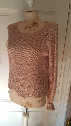 wunderschöner Pullover mit Bluse