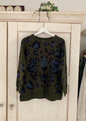 American Eagle Outfitters Kraagloze sweater veelkleurig