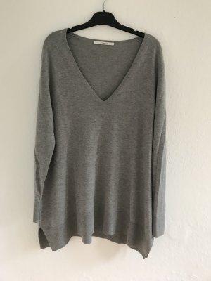 Wunderschöner Pullover von UTERQÜE Casual-Look, Seide+Wolle, Gr.M, 40, wie neu