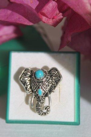 wunderschöner Ring * Elephant * Hippie * Boho * nie getragen * NEU *
