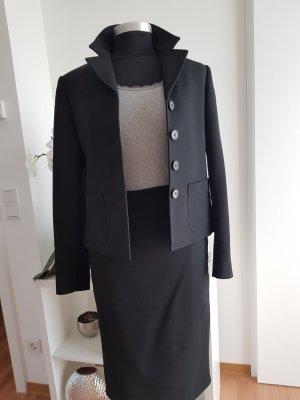 Dolce & Gabbana Wollen rok zwart Wol