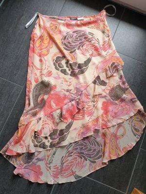 Mexx Jupe asymétrique multicolore polyester