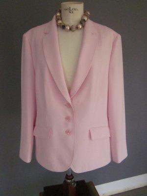 wunderschöner rosefarbener Blazer der Fa. Basler