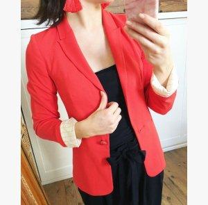 Wunderschöner roter Blazer von Mango Suit [Gr. S]
