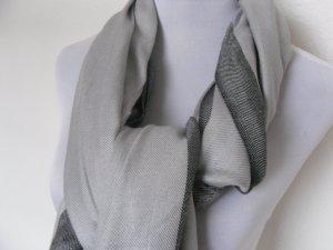 Bufanda gris-negro Viscosa