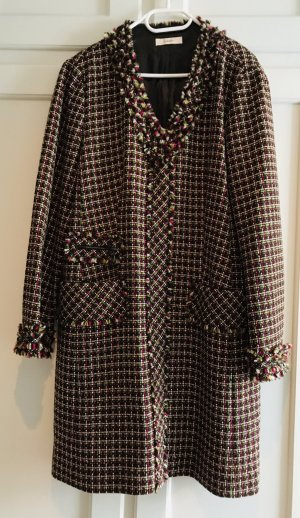 Laurèl Wool Coat multicolored new wool