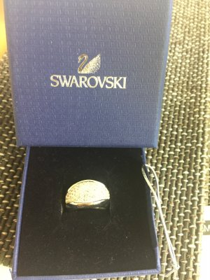 Wunderschöner Swarovski Ring