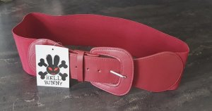 Hell Bunny Waist Belt multicolored polyester