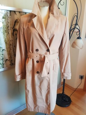 esprit collection Trenchcoat multicolore coton