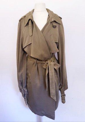 Wunderschöner Trenchcoat Review ausverkauft Gr. S M