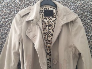 Guess Trenchcoat beige clair coton
