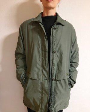Wunderschöner vintage Jacke in dunkegrün