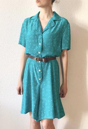 Vintage Jumpsuit turquoise