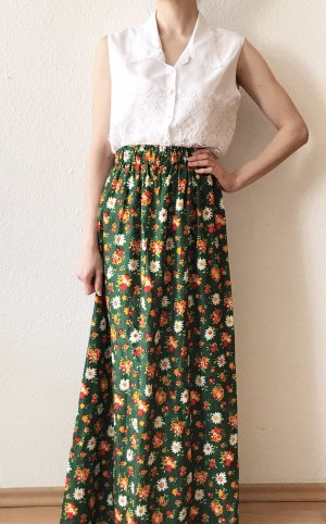 Vintage Maxi Skirt multicolored