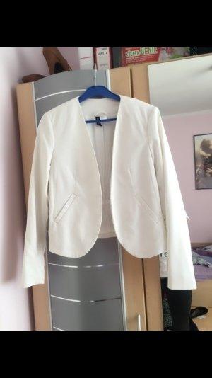Wunderschöner weißer H&M Blazer