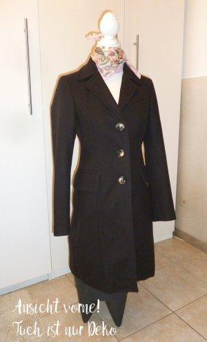 Wunderschöner Woll-Mantel von Benetton kaum getragen