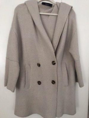 Wunderschöner Zara Mantel Jacke oversize Musthave Blogger Vintage