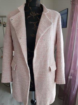 Zara Short Coat pink