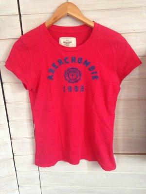 Wunderschönes A&F t-Shirt mit klassischer Aufschrift