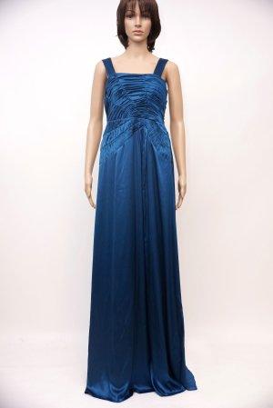 Wunderschönes Abendkleid, Ballkleid, lang, dunkelblau, Gr.36