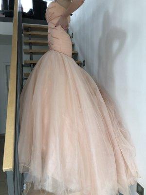 Wunderschönes Abendkleid im Meerjungfrauen-Stil