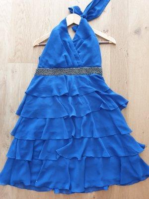 Wunderschönes Abendkleid in Royalblau