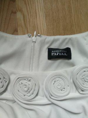 Adrianna Papell Evening Dress white-black
