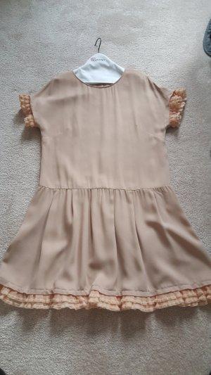 RED Valentino Shortsleeve Dress dusky pink-nude mixture fibre