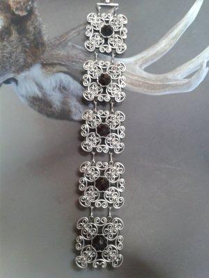 Armdecoratie zilver Zilver
