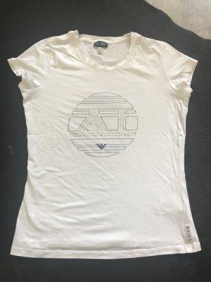 Wunderschönes Armani Jeans shirt in weiß