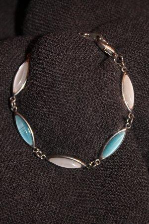 wunderschönes Armband * Mondsteine * einmal getragen * neuwertiger Zustand *