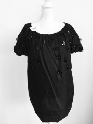 Wunderschönes Ballonkleid Kleid von Moschino Cheap and Chic, schwarz, Gr. S