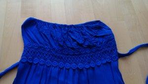 Wunderschoenes blaues Kleid - wie neu