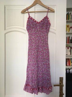 Maje Midi Dress multicolored viscose