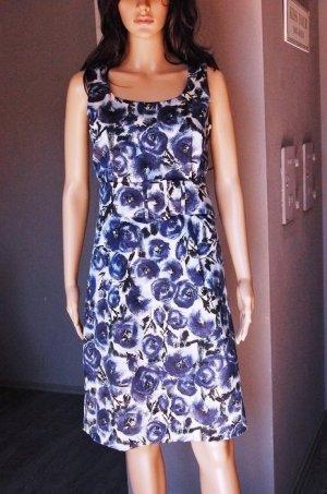 Wunderschönes Blumenkleid im 60er Stil - Sixtys Look - von H&M Gr. 38