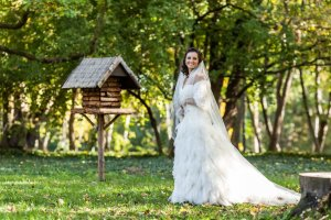 Wunderschönes Brautkleid