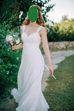 """Wunderschönes Brautkleid aus der aktuellen Lilly """"Pure White"""" Kollektion"""