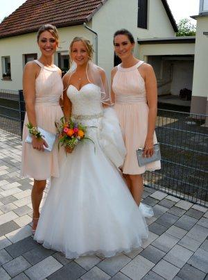 wunderschönes Brautkleid Größe xs/s von der Marke Eddy K.
