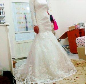 Wunderschönes Brautkleid NEU Gr38